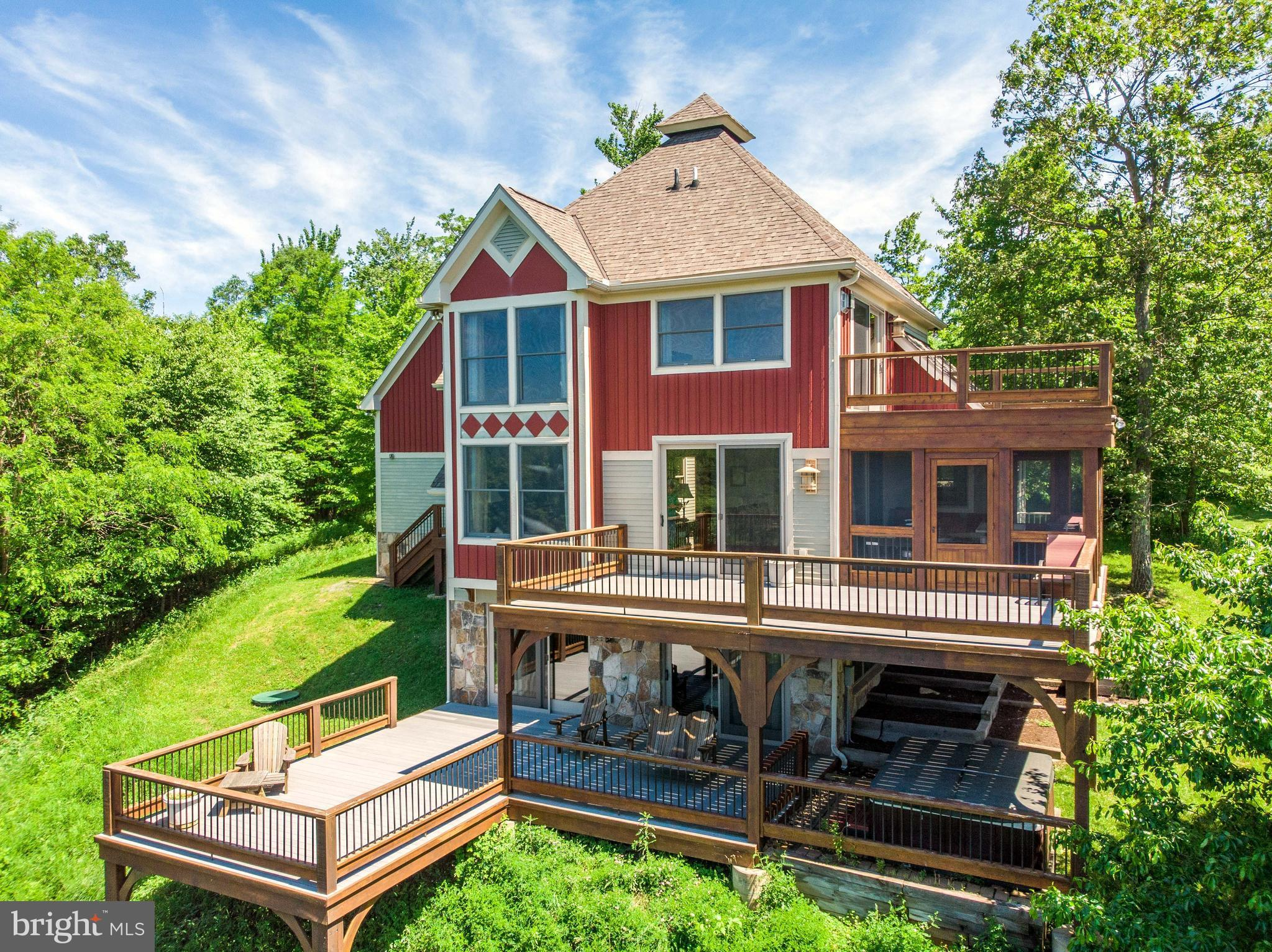 276 MOUNTAINTOP ROAD, MC HENRY, MD 21541