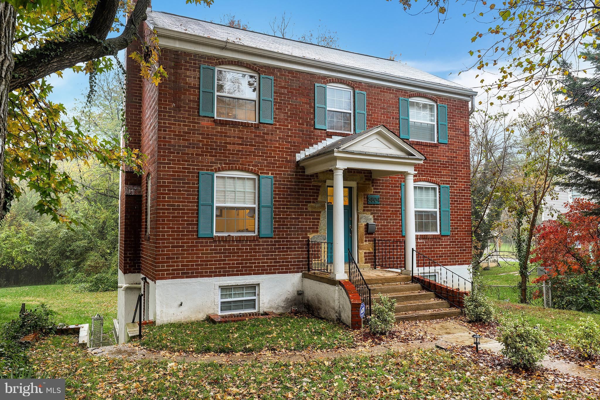 5804 NEWTON STREET, CHEVERLY, MD 20784