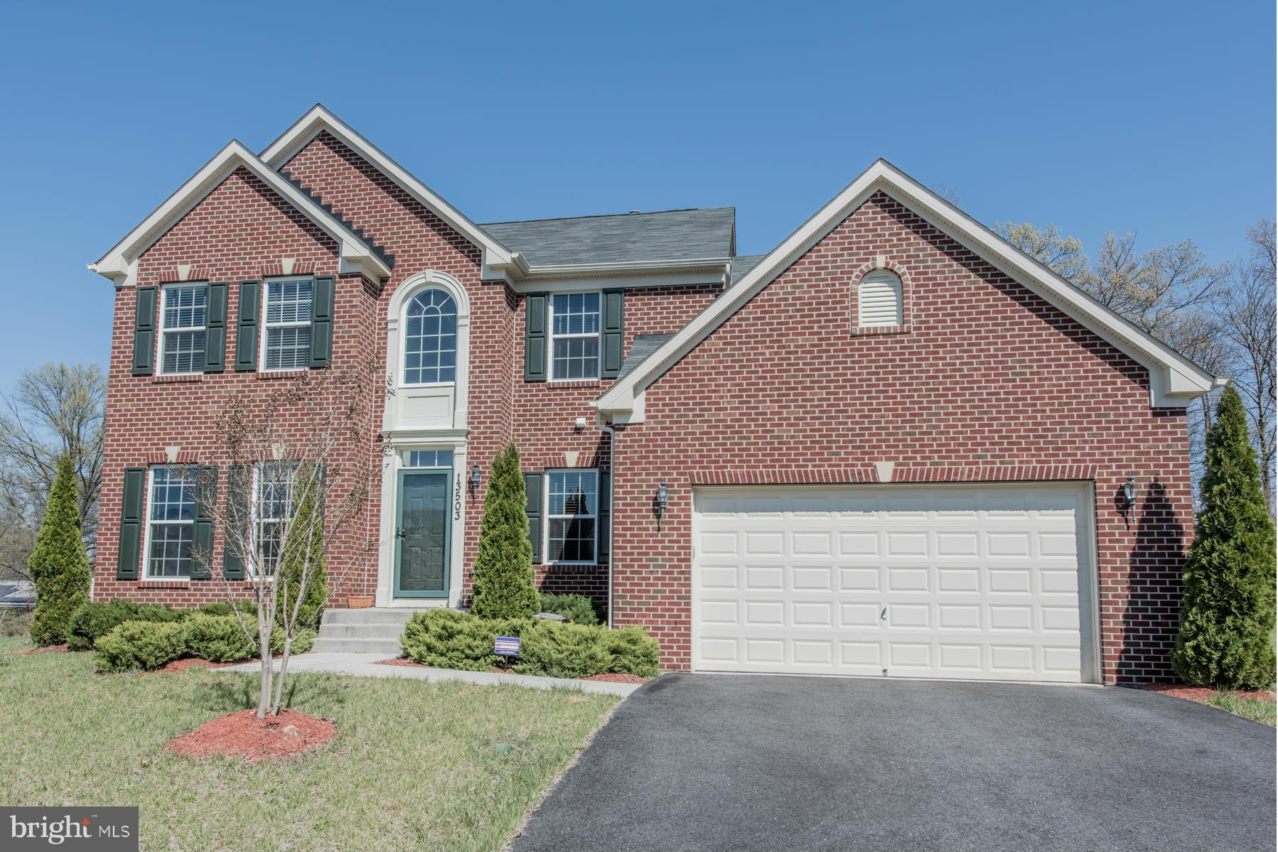 13503 BERMINGHAM MANOR DRIVE, LAUREL, MD 20708