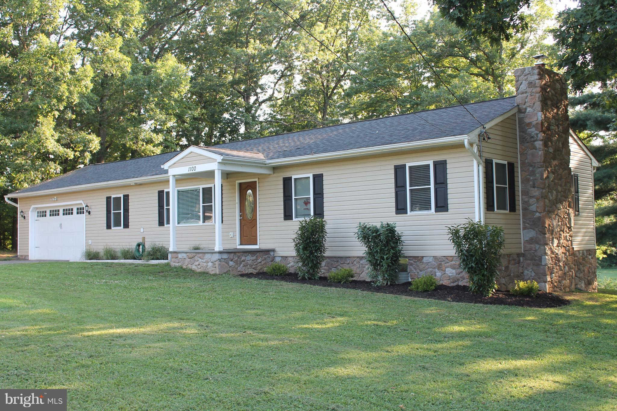 1100 DAY ROAD, SYKESVILLE, MD 21784