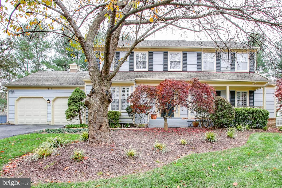8604 BITTERFIELD COURT, MONTGOMERY VILLAGE, MD 20886