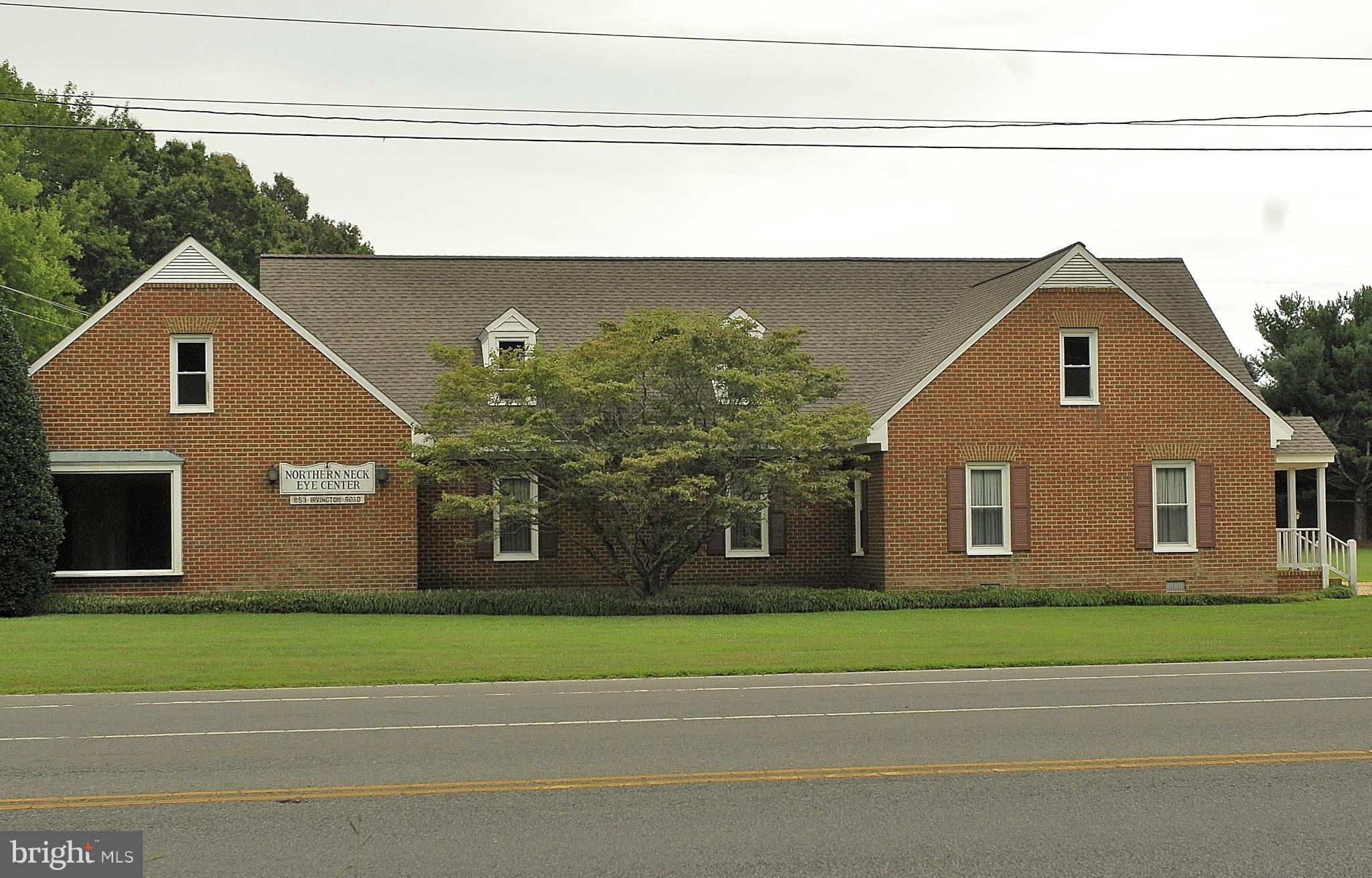 853 IRVINGTON ROAD, KILMARNOCK, VA 22482