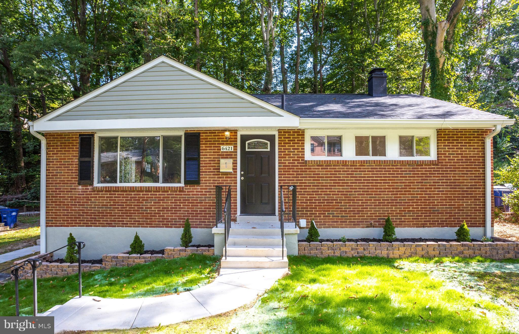 NO TRICKS JUST AN AMAZING TREAT! This completely remodeled home has it all! Redesigned open floor plan w/impeccable attn to detail, perfect for entertaining.Gourmet kitchen w/granite&stainless.2 Master Suites,Recessed lighting,large deck,new roof,new appliances,and more.100% MOVE-IN READY!EVERYTHING IS DONE!Close to I495 and transport,2 mi to metro.