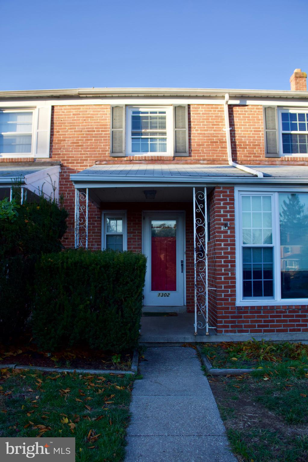 1302 CROWNFIELD COURT, BALTIMORE, MD 21239