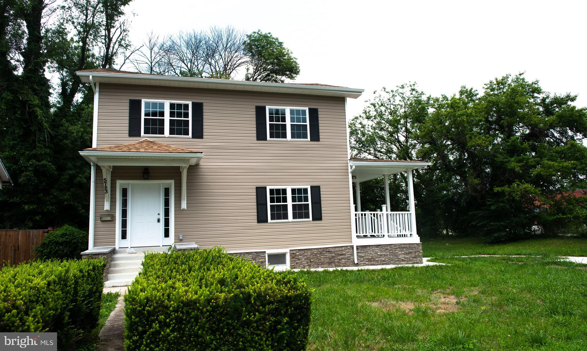 5723 CLOVER ROAD, BALTIMORE, MD 21215