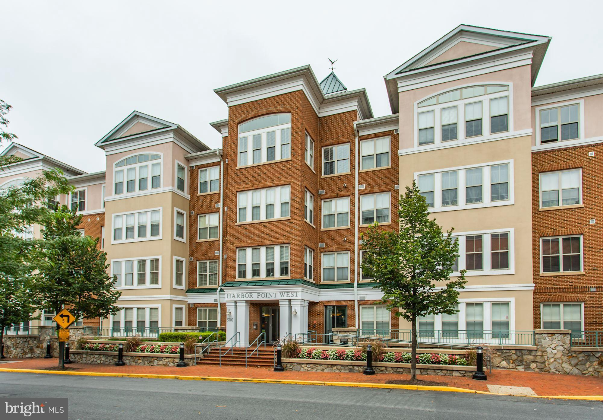 This Beautiful top floor condo w/sunroom & view of the Marina is located in Belmont Bay on the Occoquan River! Light,bright, open floor plan with NEW CARPET, FRESHLY PAINTED, hardwood floors, granite & stainless appliances, 2 car garage parking & more. Minutes to VRE, I 95 & Fort Belvoir. Enjoy the nature trail, marina & town center, fitness room, pool & tennis.