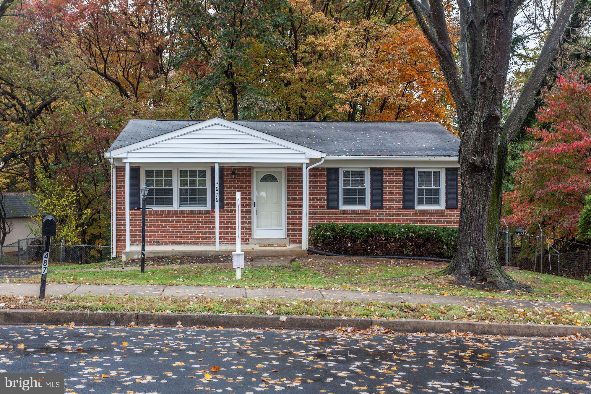 CONTRACT FELL OUT-- PRICE IMPROVED EVEN MORE --GREAT OPPORTUNITY ON THIS 4BR/2 FULL BA HOME WITH LARGE REC ROOM AREA,  UPDATED WINDOWS, NEWER WATER HEATER, NEWER UPDATED PANEL BOX.  EXPANSIVE DECK WHOLE LENGTH OF HOUSE, FENCED REAR YARD -NOT TOO FAR FROM ELEMENTARY SCHOOL----