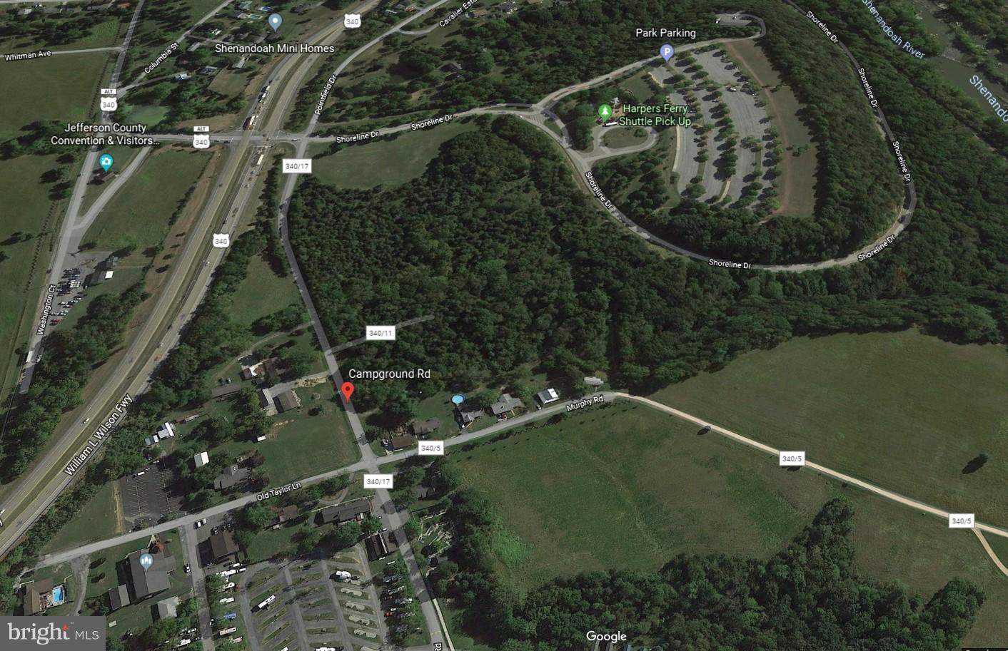 0 CAMPGROUND ROAD, HARPERS FERRY, WV 25425