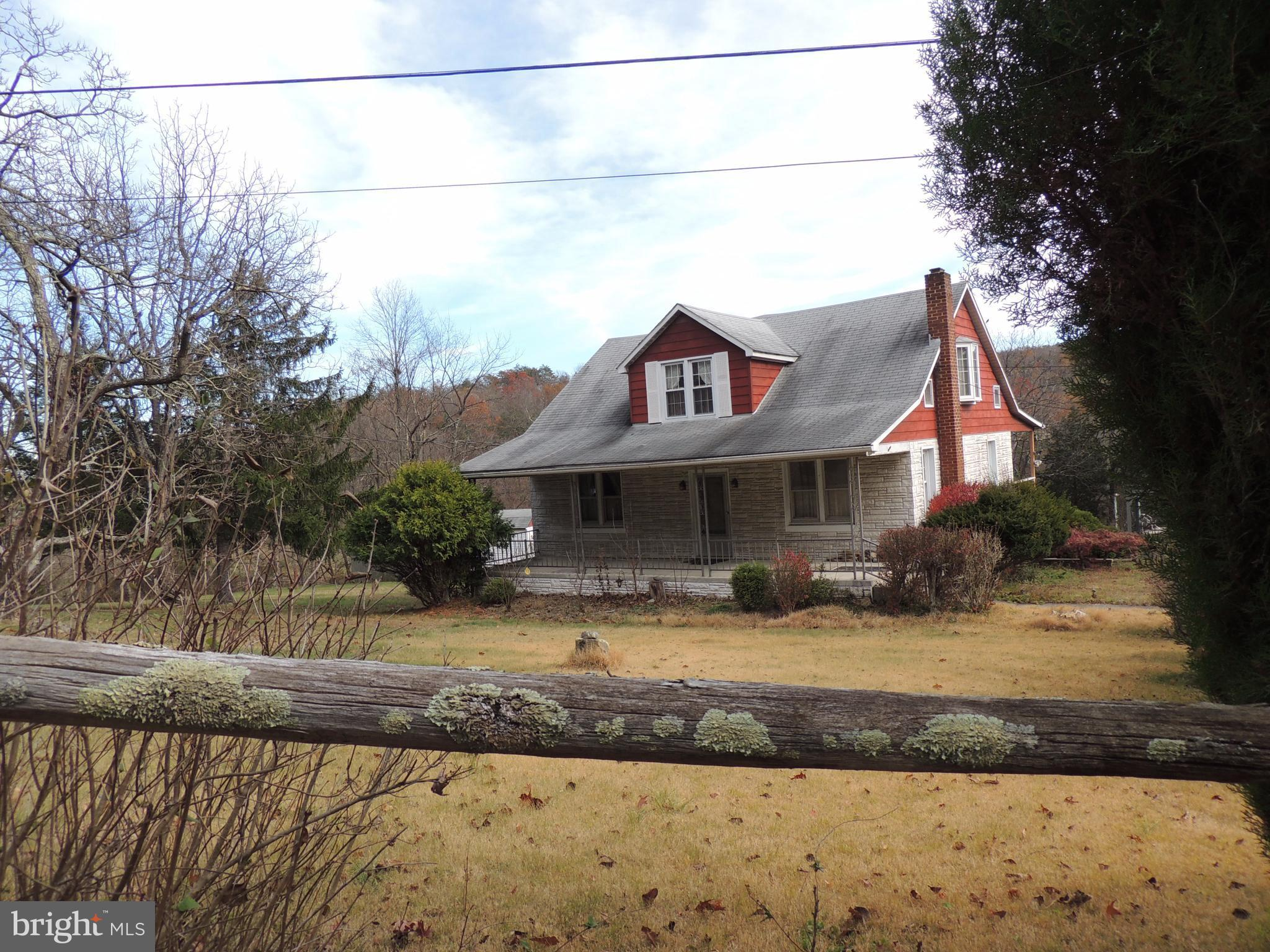 20977 KNOBLEY ROAD, NEW CREEK, WV 26743