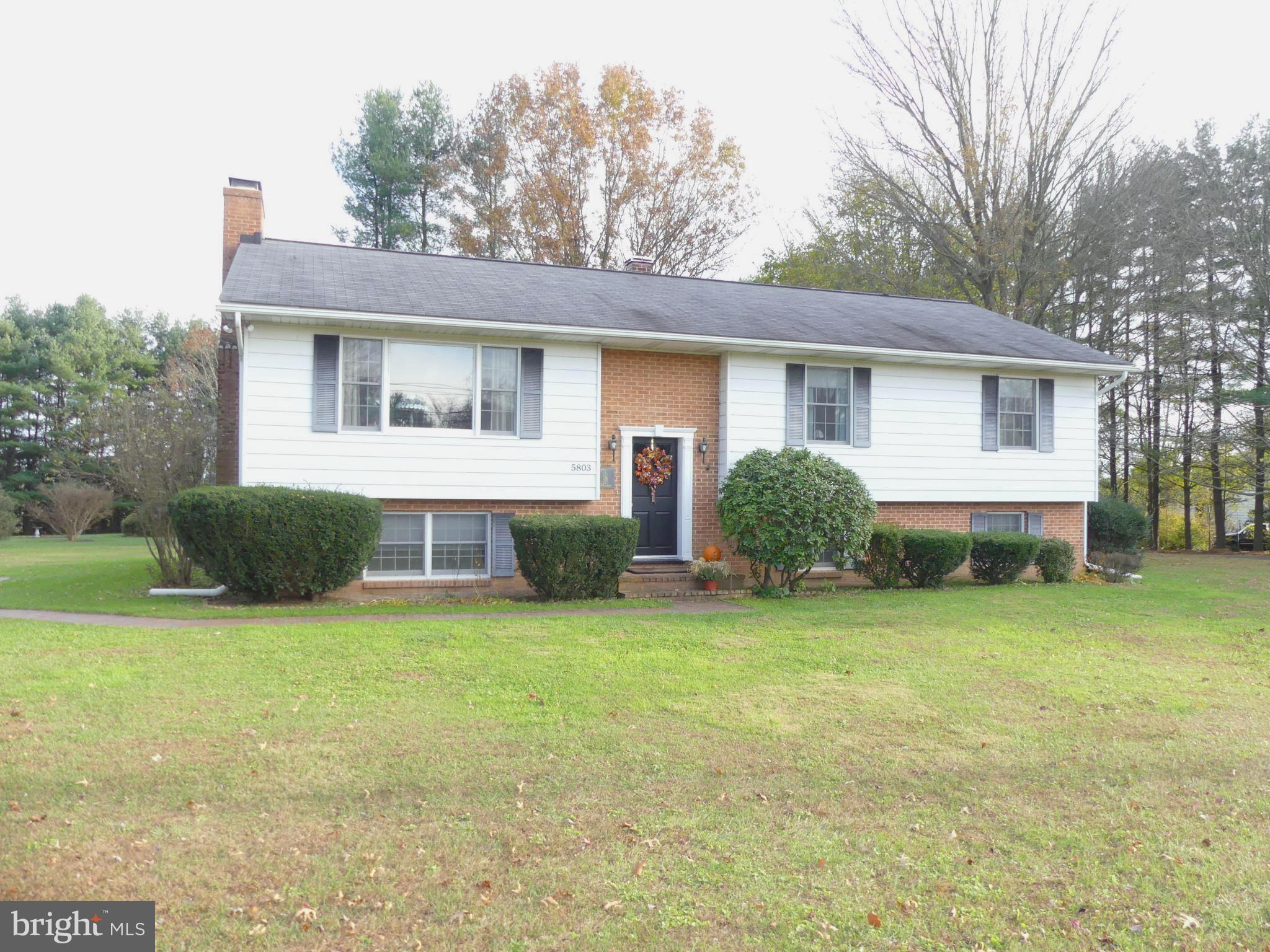 5803 EMORY ROAD SW, UPPERCO, MD 21155