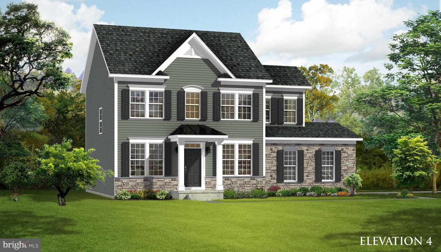 TBD HUBBLE DRIVE NEWBURY FLOORPLAN, LANHAM, MD 20706