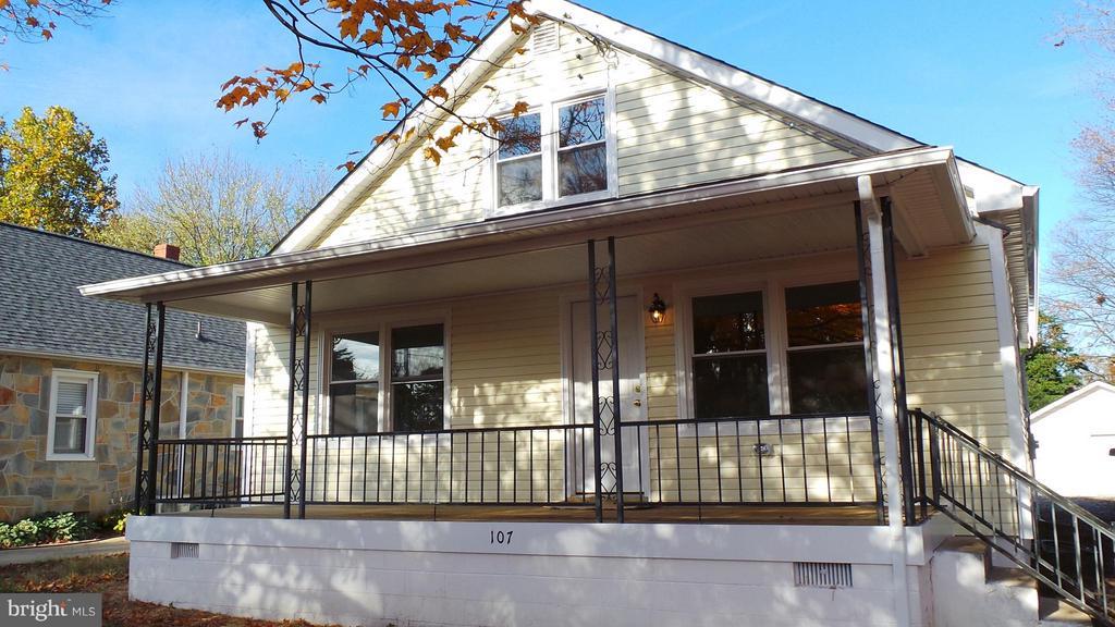 107 FORREST AVENUE, FREDERICKSBURG, VA 22401