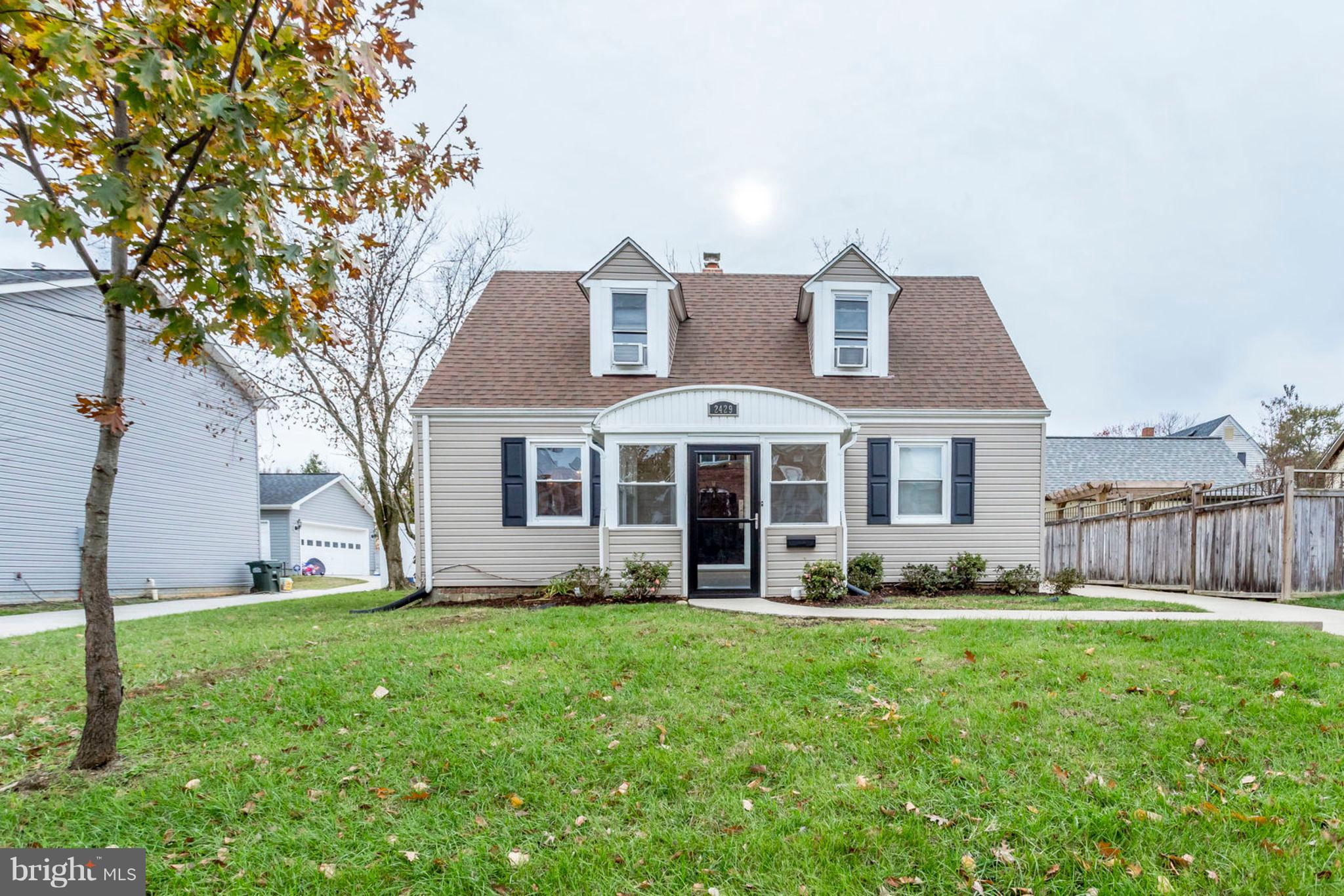This magnificent cape cod is offered fully furnished with recently updated kitchen and bathrooms. A short walk to Huntington Metro Station and local shopping center, large driveway and quick, easy access to major roadways make this a commuters dream! Pets considered on a case-by-case basis. Landlord will not consider vouchers. Detached garage is not included but house features a large storage/laundry room. Owner to have periodic access to the garage with reasonable notice to the tenant. *owner agent*
