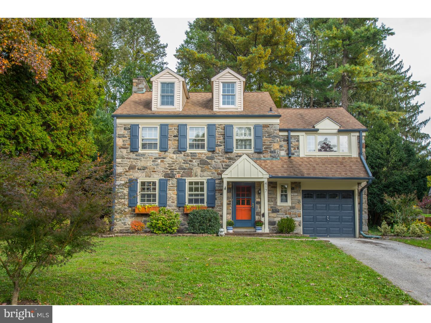 417 Shortridge Drive Wynnewood, PA 19096