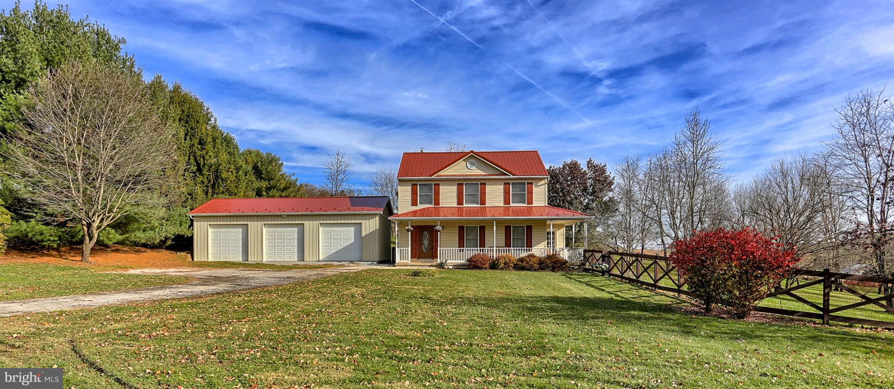 8066 BLUE HILL ROAD, GLENVILLE, PA 17329