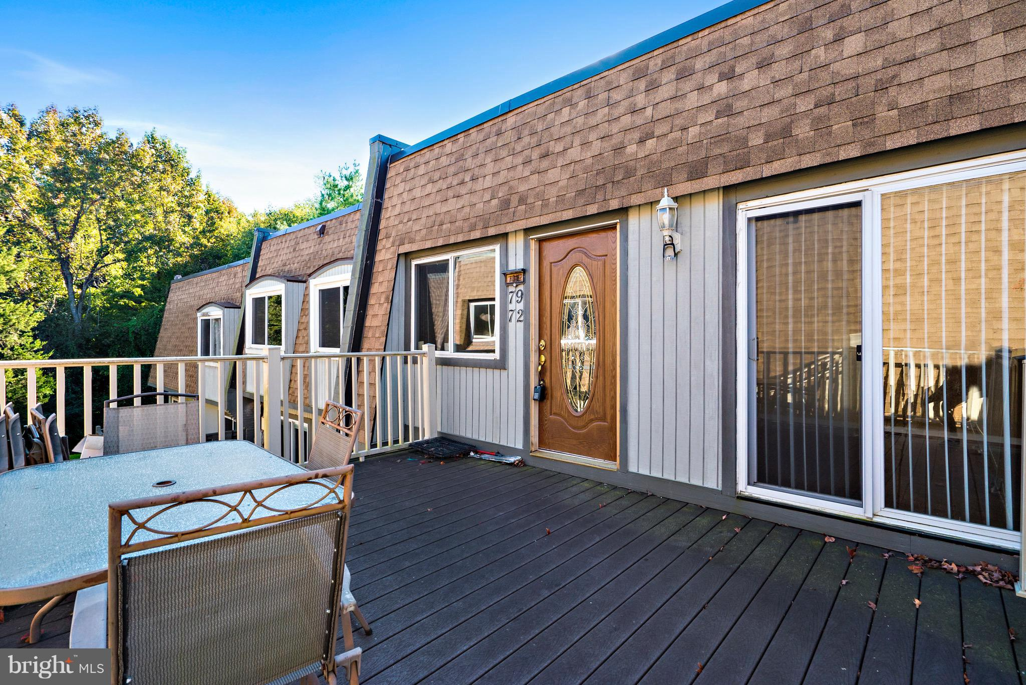 3 Bedroom 2 Bath condo featuring a wood burning fireplace and deck. Nice open living space and extra storage shed. Development offers tot lots, swimming pool, basketball court, tennis court, community center & much more. Sale subject to the approval of H. Jason Gold, Chapter 7 Trustee, and the approval of the US Bankruptcy Court.