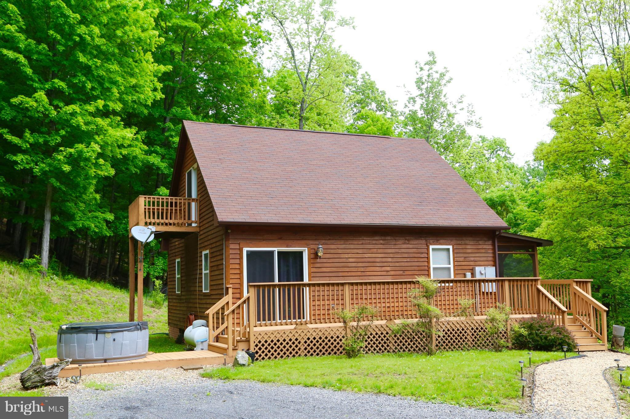 553 WARDEN LAKE AB DRIVE, WARDENSVILLE, WV 26851