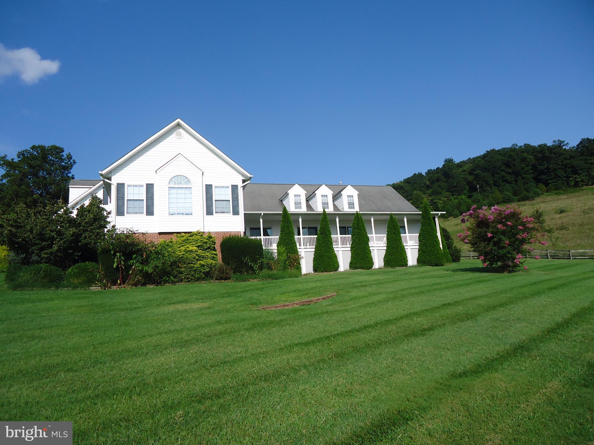 3787 FARMVIEW ROAD, STANLEY, VA 22851