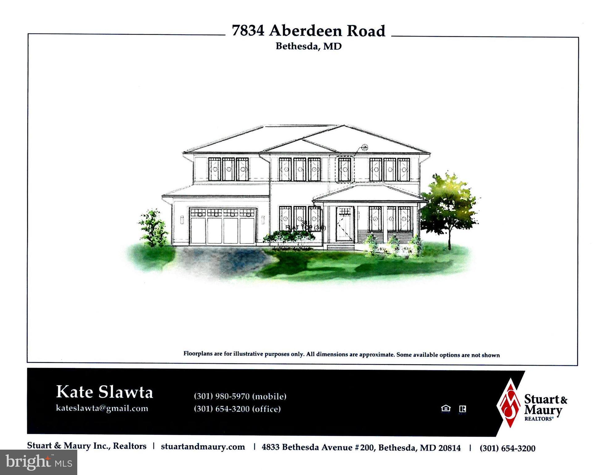 7834 ABERDEEN ROAD, BETHESDA, MD 20814