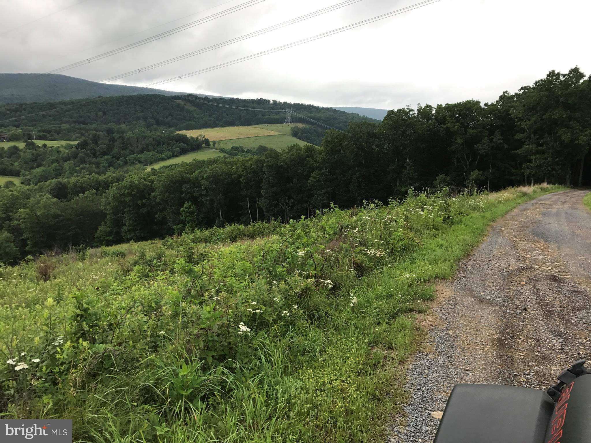 SHADE VALLEY RD., RIO, WV 26755