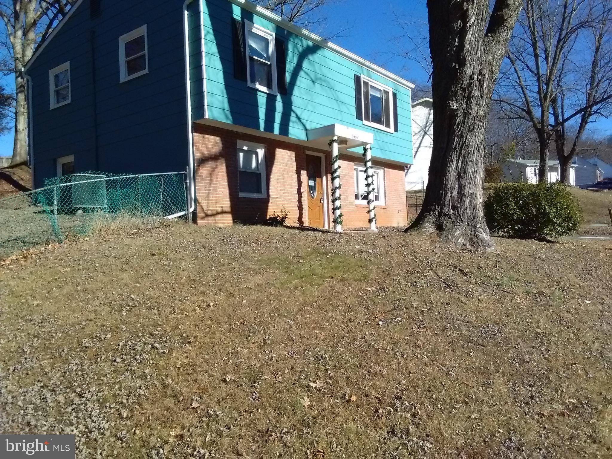 Property recently upgraded.  Owner willing to take back financing with no credit check,