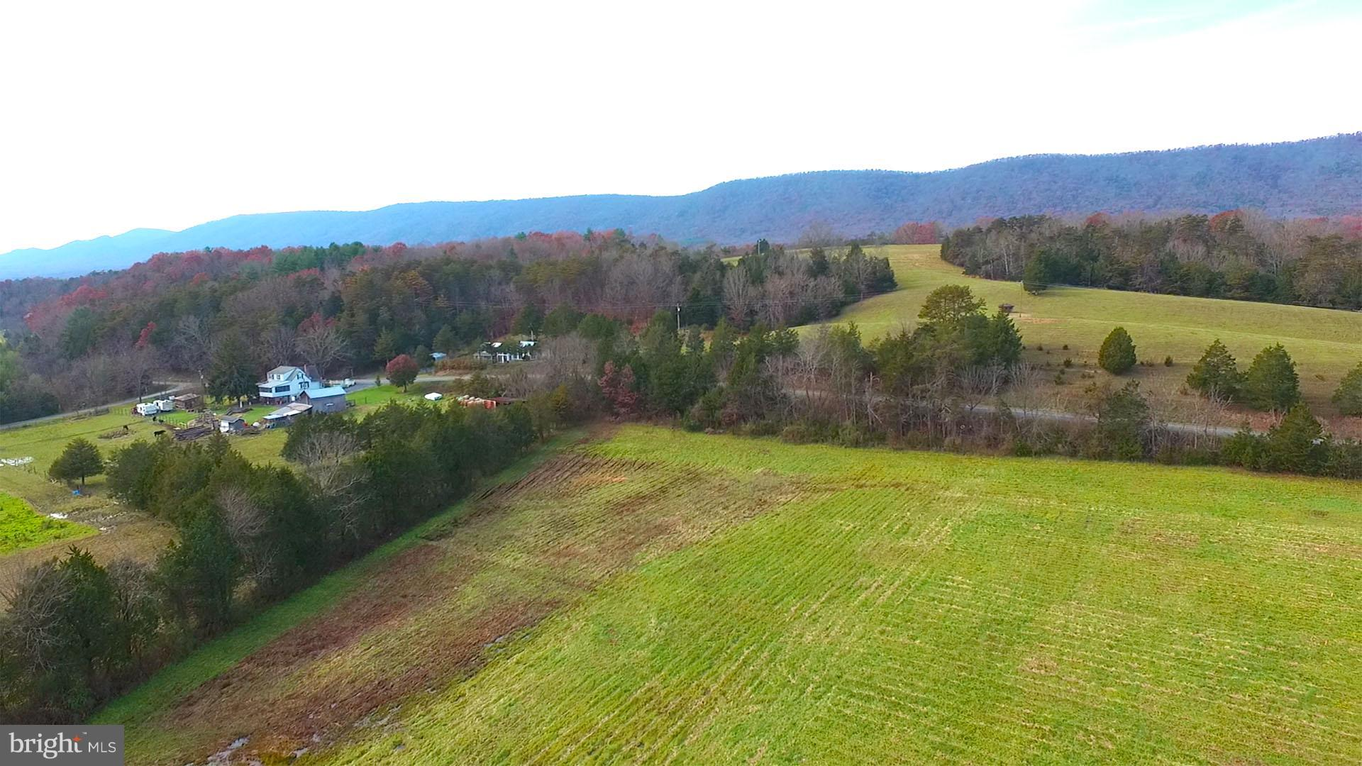 FORT VALLEY RD, FORT VALLEY, VA 22652