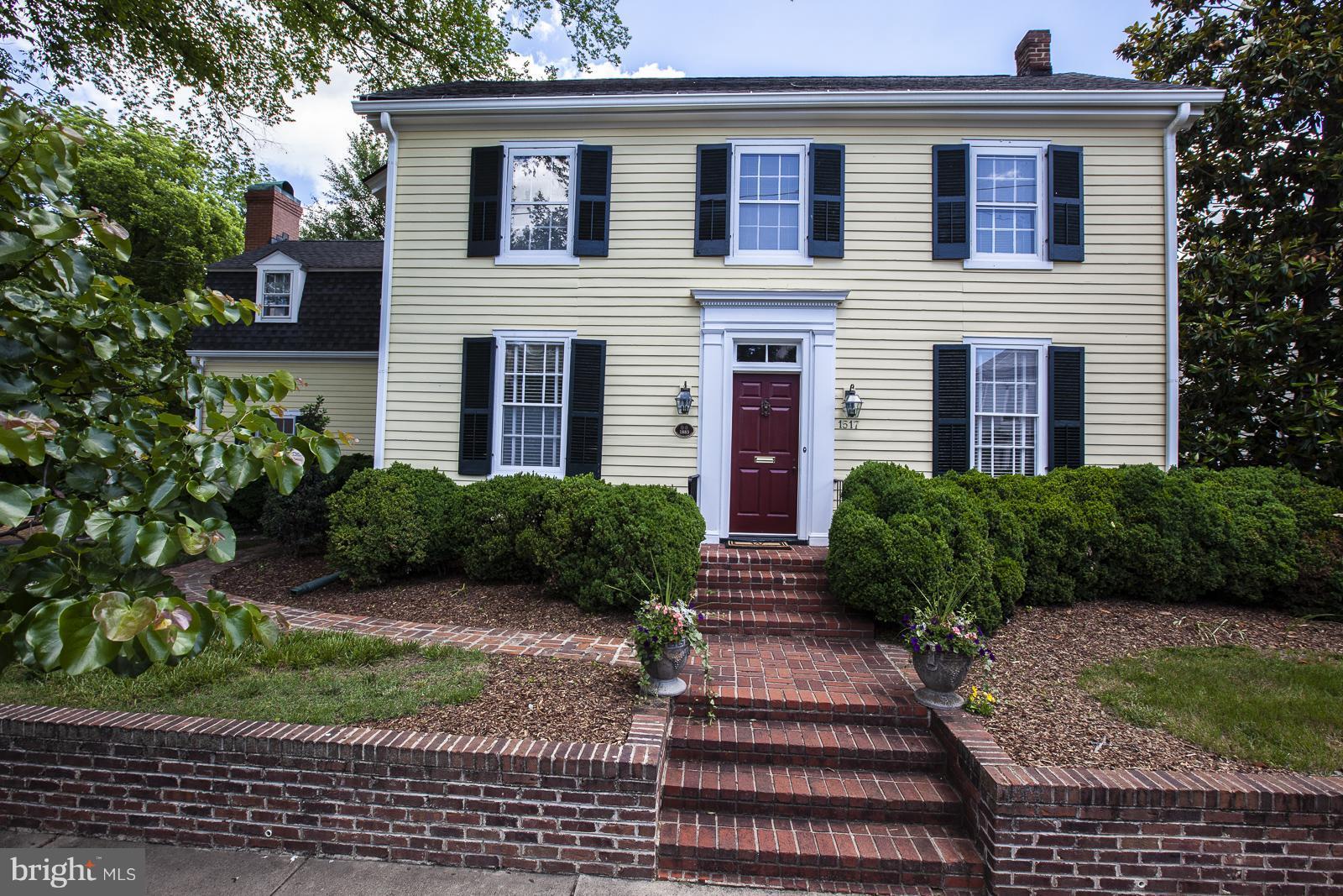 1517 CAROLINE STREET, FREDERICKSBURG, VA 22401