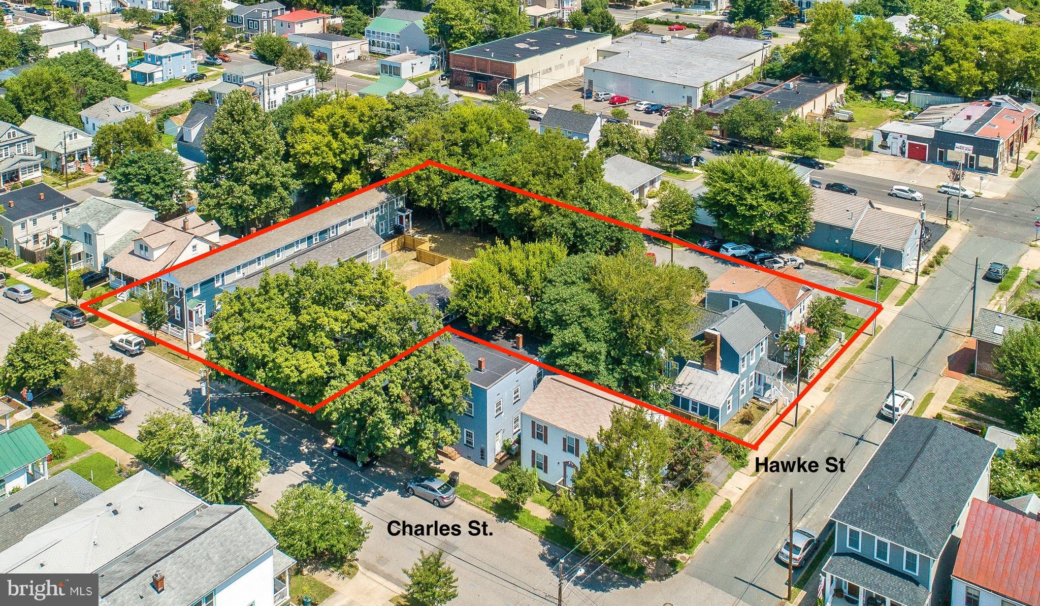 1409 CHARLES STREET, FREDERICKSBURG, VA 22401