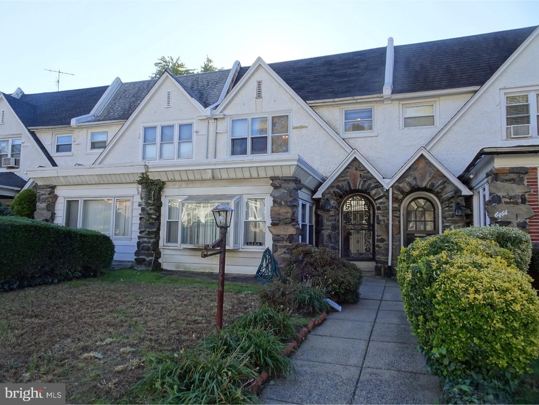 6464 Woodcrest Avenue Philadelphia, PA 19151
