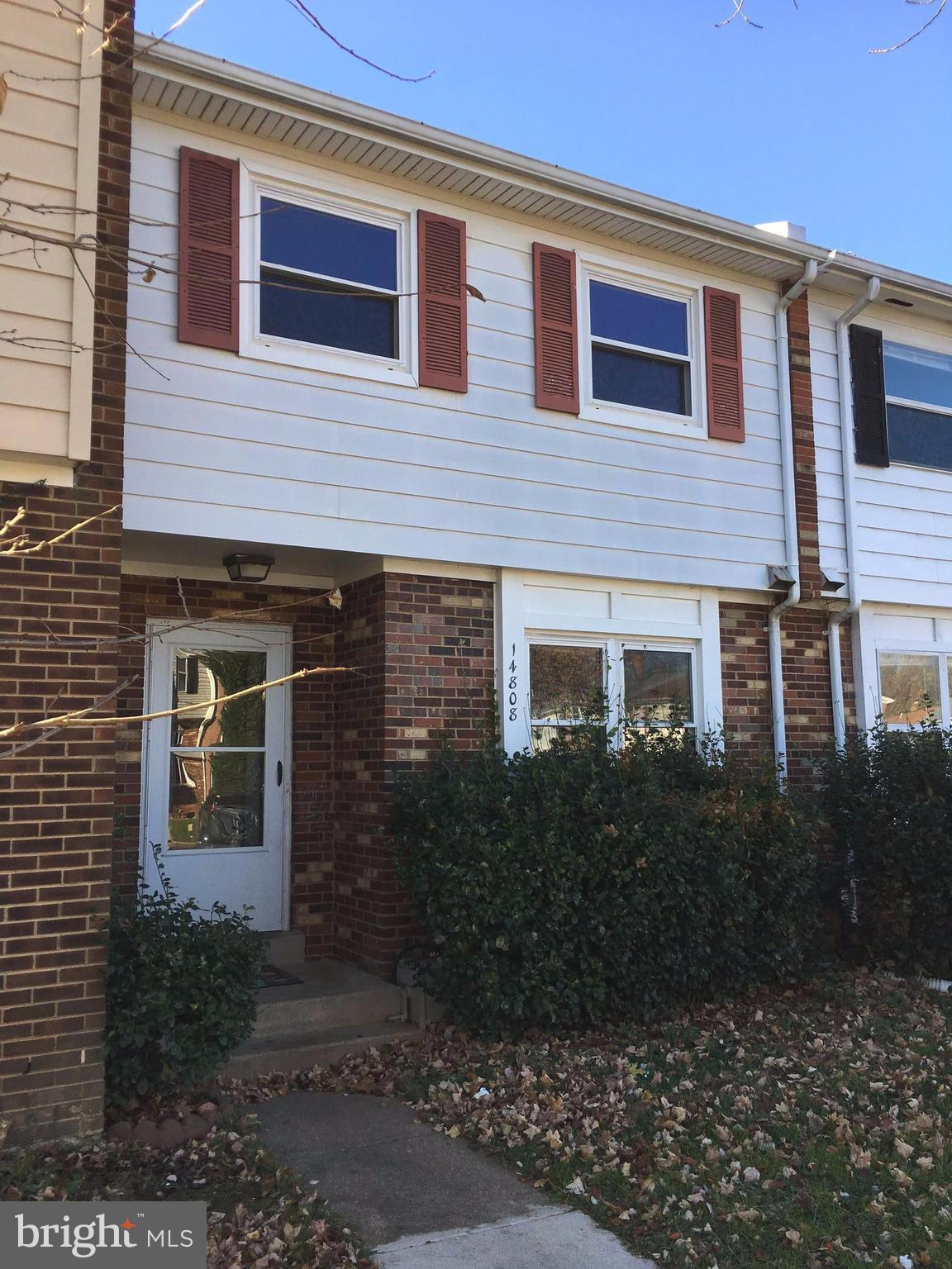 LOVELY TOWNHOME FEATURES PARTIAL BRICK FRONT, 2 LEVELS, 3 BEDROOMS, 2.5 BATHS, FULLY FENCED BACKYARD W/ PATIO & SHED. NEWER WATER HEATER, HVAC SYSTEM, VINYL WINDOWS & DISH WASHER. SHORT-SALE. SOLD STRICTLY AS-IS. HOME INSPECTION FOR INFO ONLY. GREAT INVESTMENT OPPORTUNITY.