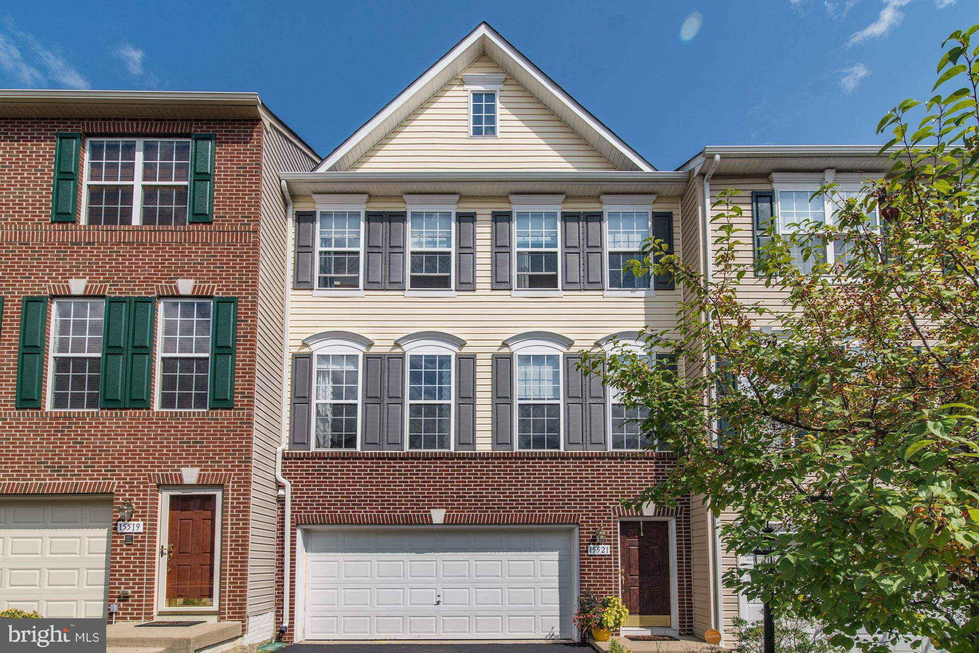 Fantastic, spacious & bright, 3 bedroom 3.5 bath Townhome. Close to 95, VRE, Commuter lot, Wegmans, Potomac Mills & Shopping! Granite Countertops, Stainless Steel appliances, open floor plan, 2 Car attached garage! Finished lower level with Fireplace! Beautiful Master Suite w/walk-in closets and bath with soaking tub to relax! Checkout Interactive Virtual Open House tour.