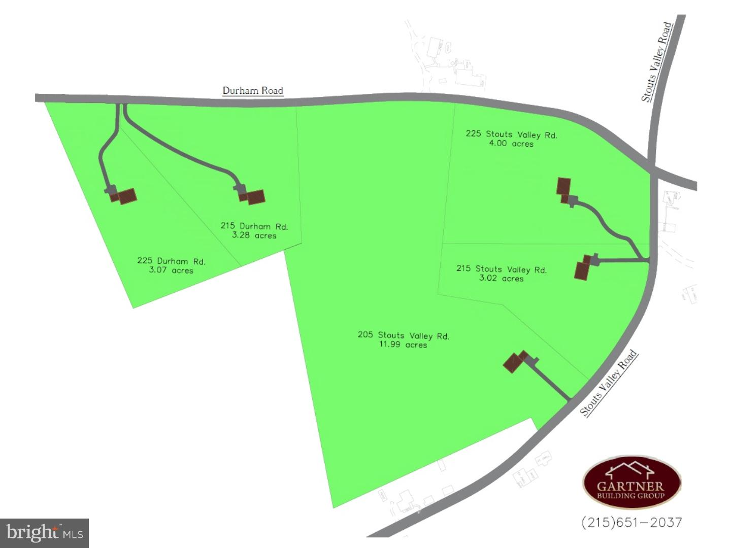 215 STOUTS VALLEY ROAD LOT 2, WILLIAMS TWP., PA 18042
