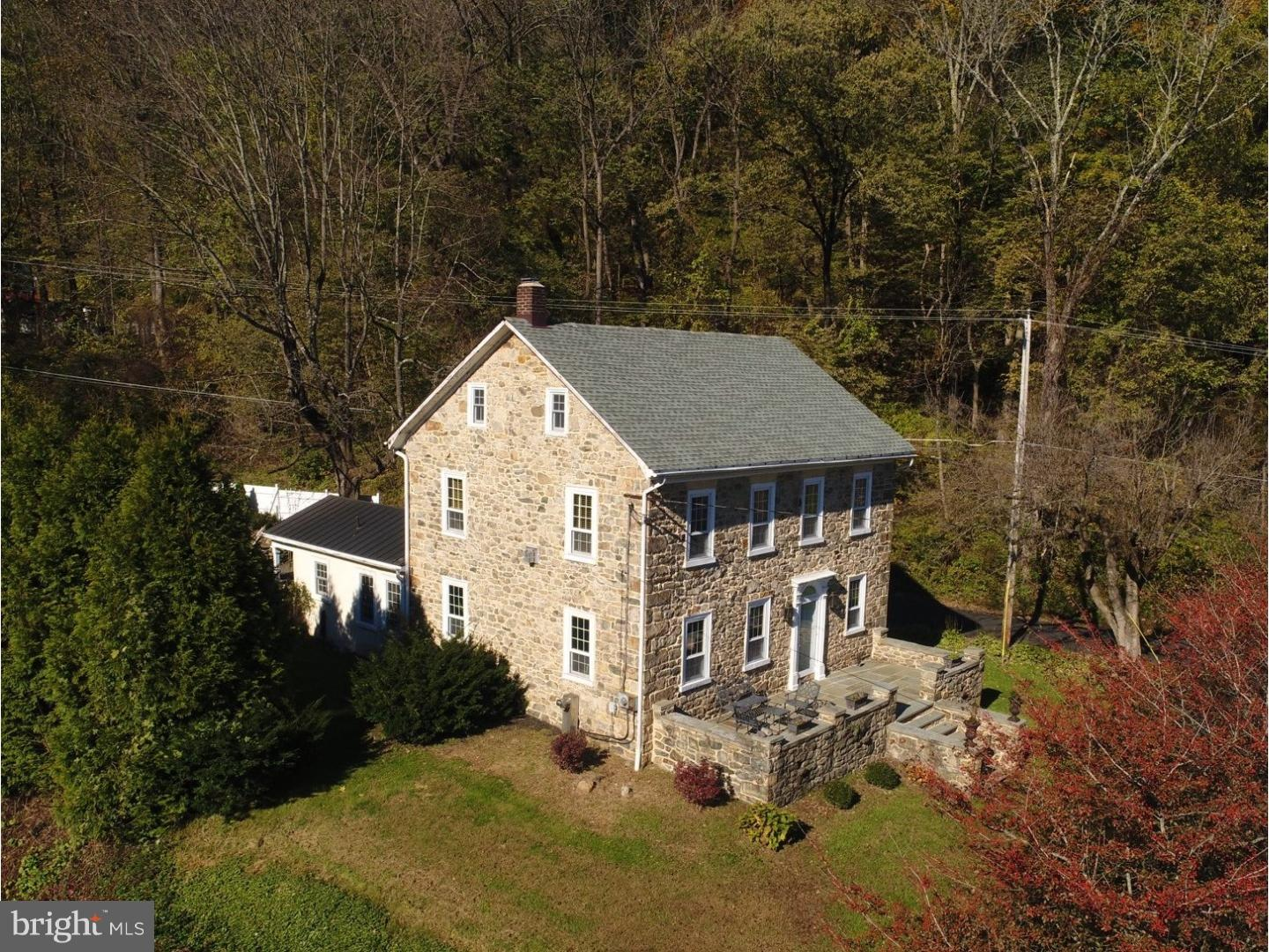 107 EASTON ROAD, RIEGELSVILLE, PA 18077