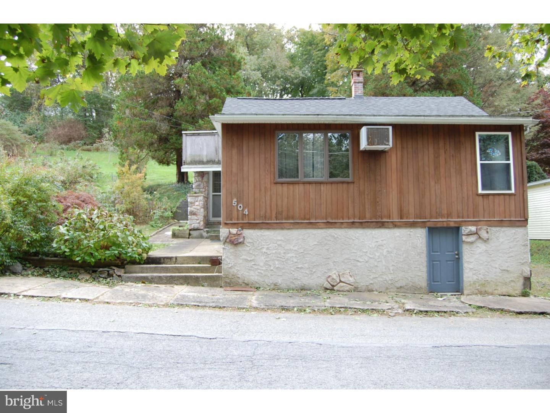 504 E FRONT STREET, LANSFORD, PA 18232
