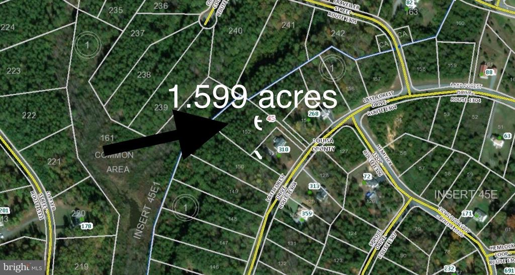0 LAKE FOREST, MINERAL, VA 23117