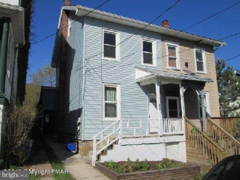 25 E 6TH STREET, JIM THORPE, PA 18229