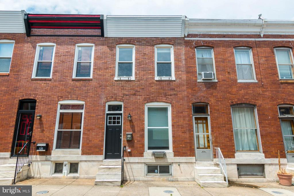 118 Curley St S, Baltimore, MD  21224