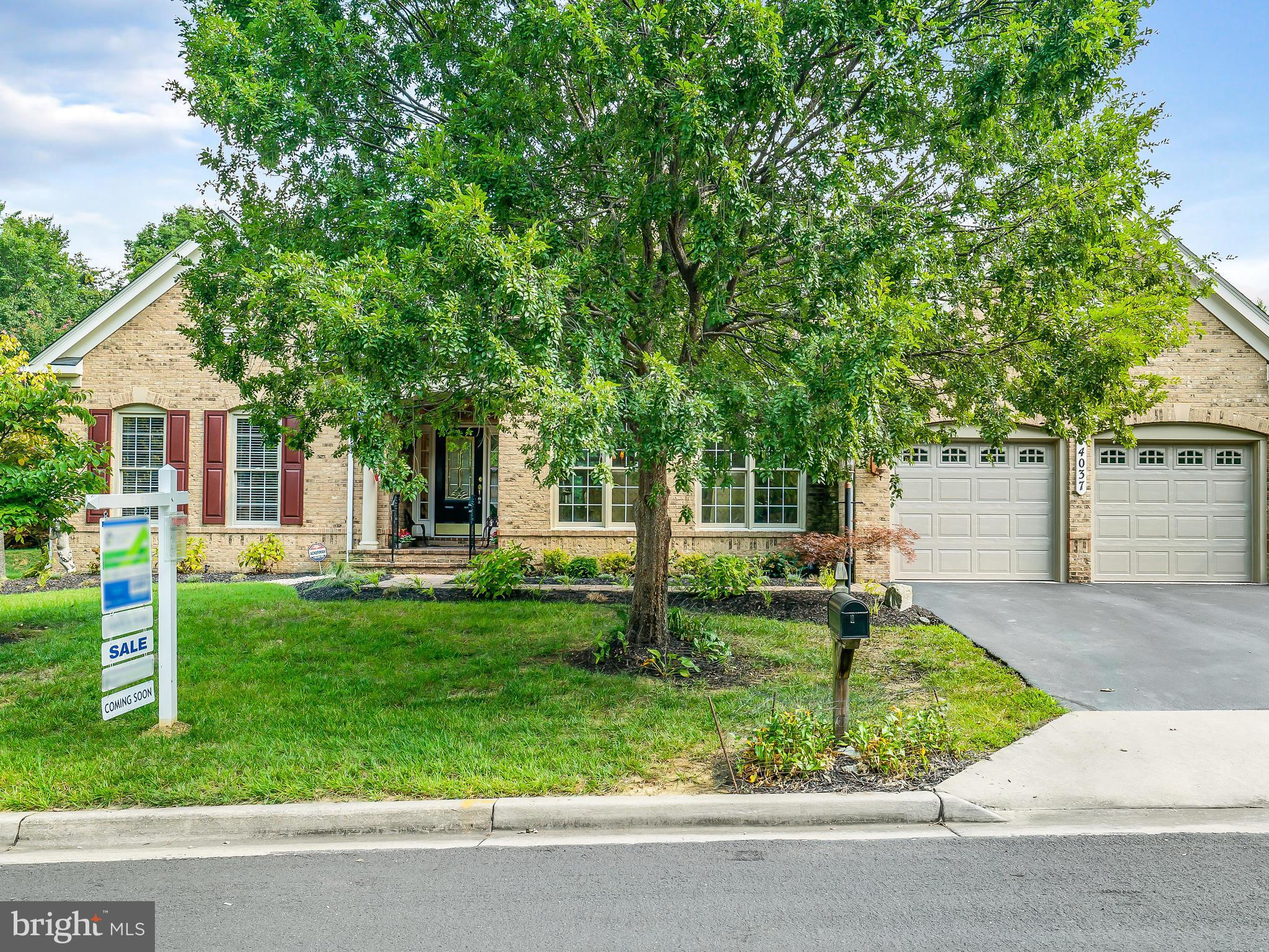 14037 WEEPING CHERRY DRIVE, ROCKVILLE, MD 20850