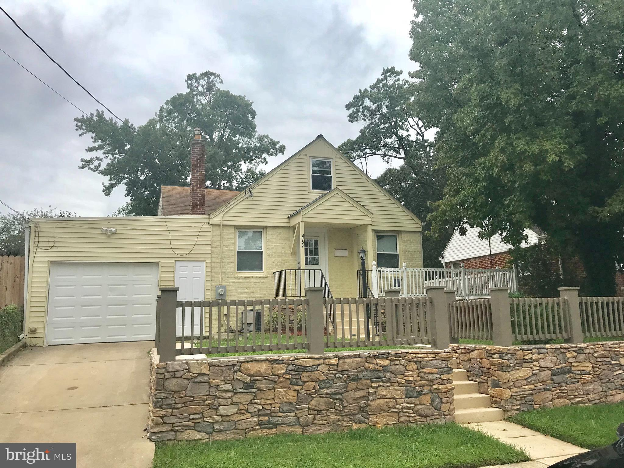 4702 68TH PLACE, HYATTSVILLE, MD 20784