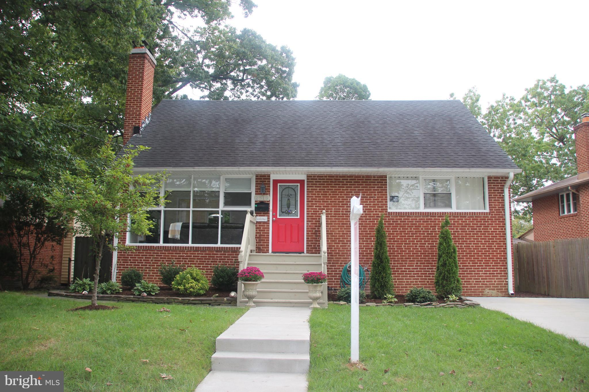 2518 HARMON ROAD, SILVER SPRING, MD 20902