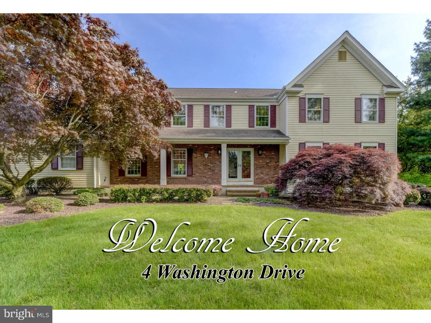 4 WASHINGTON DRIVE, CRANBURY, NJ 08512