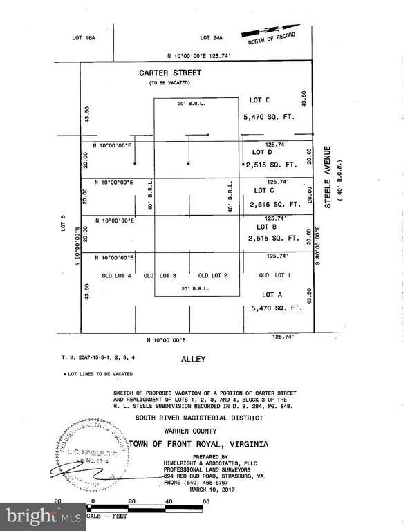 678910 SCOTT STREET, FRONT ROYAL, VA 22630