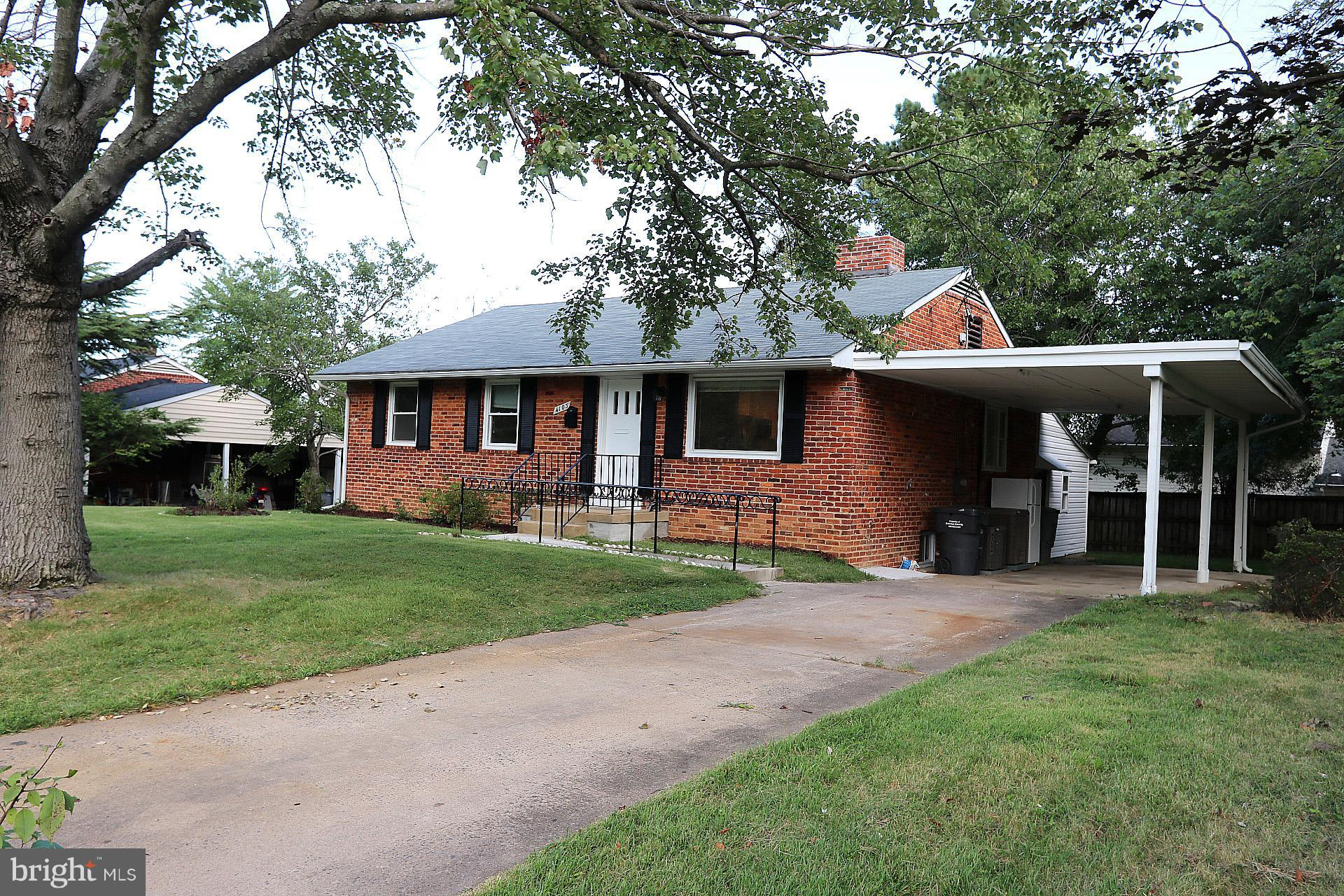 Totally remodeled home. Must see inside. $100 repair deductible clause needed in the lease.