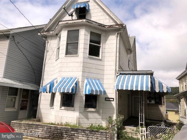 343 W ABBOTT STREET, LANSFORD, PA 18232
