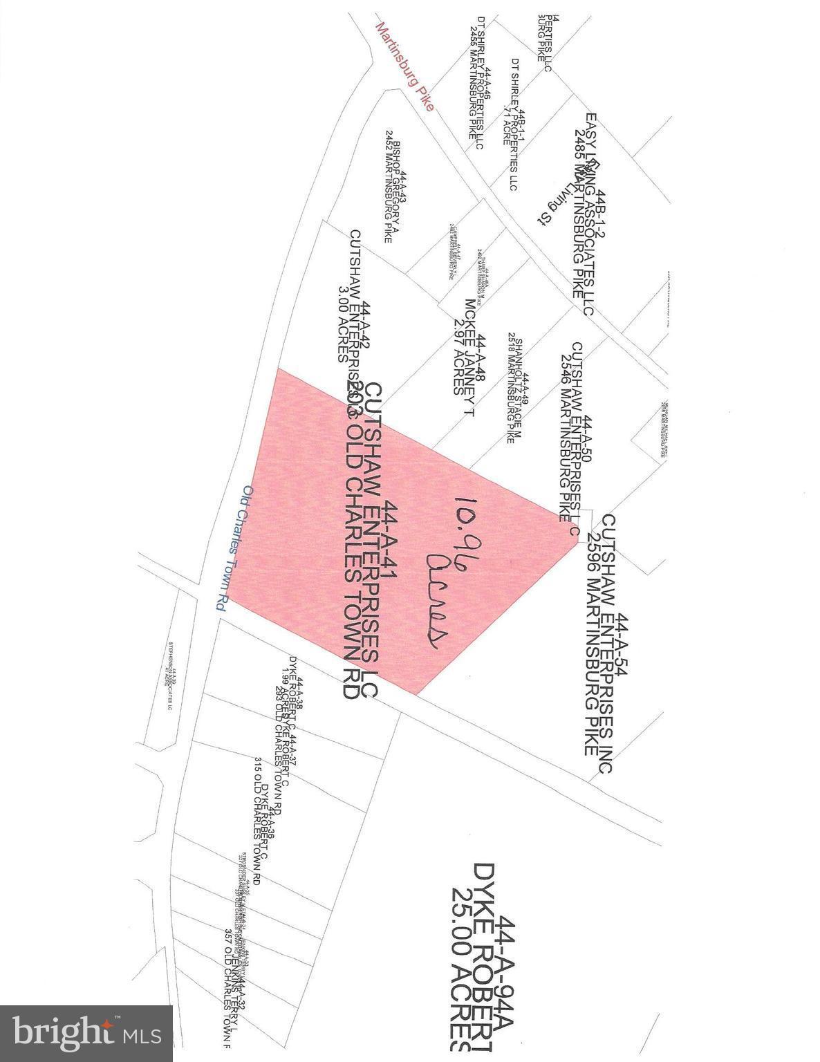 203 OLD CHARLES TOWN ROAD, STEPHENSON, VA 22656