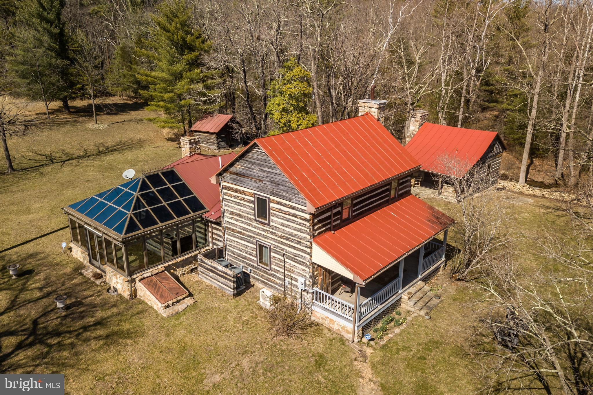 798 GLENMONT FARM ROAD, FORT VALLEY, VA 22652