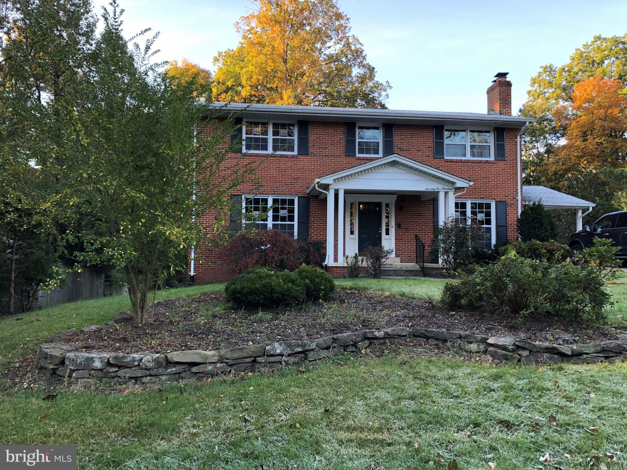 7519 DOLCE DRIVE, ANNANDALE, VA 22003
