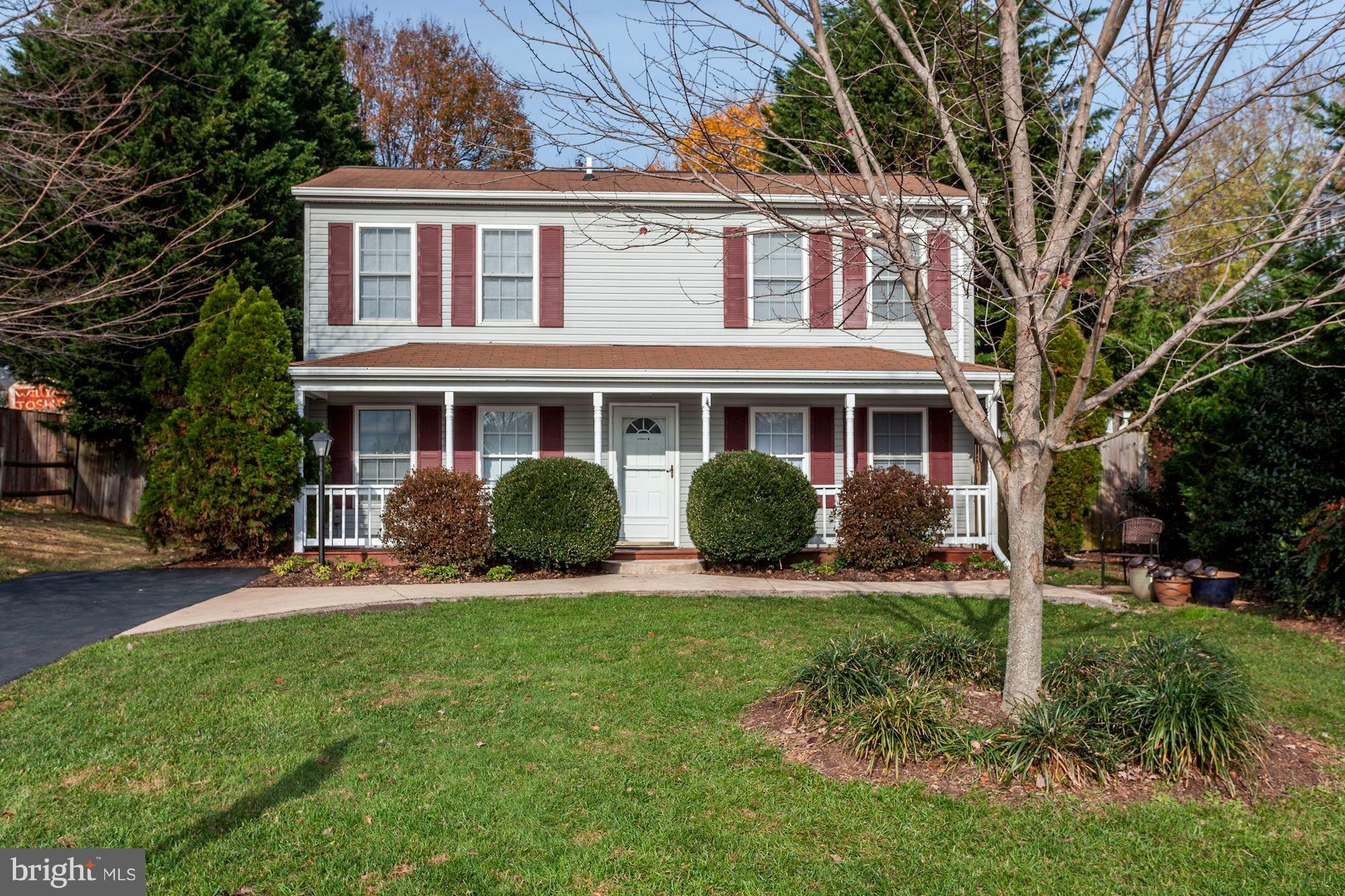 IMPECCABLE CONDITION TOP TO BOTTOM****EXTRAORDINARY MASTER SUITE BATHROOM WITH WALK-IN CLOSET & REMODELED HALL BATH, NEW PAINT & CARPET THROUGHOUT, HARDWOODS IN LIVING ROOM, SPACIOUS OPEN KITCHEN WITH NEWER APPLIANCES, NEW HVAC, IT IS TURN KEY AND READY FOR YOU***GREAT FENCED IN BACKYARD -