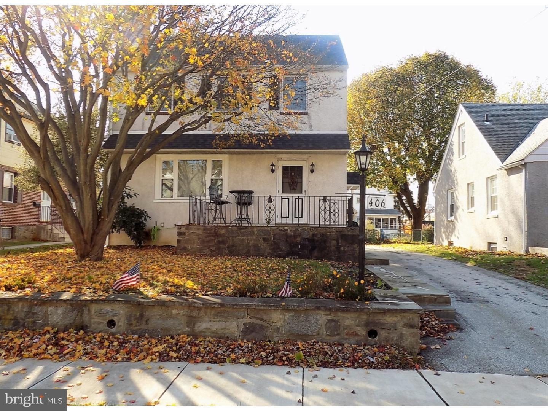406 CHESTNUT STREET, RIDLEY PARK, PA 19078