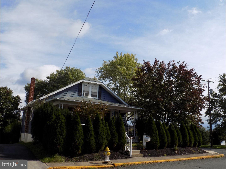 201 WASHINGTON STREET, EAST GREENVILLE, PA 18041